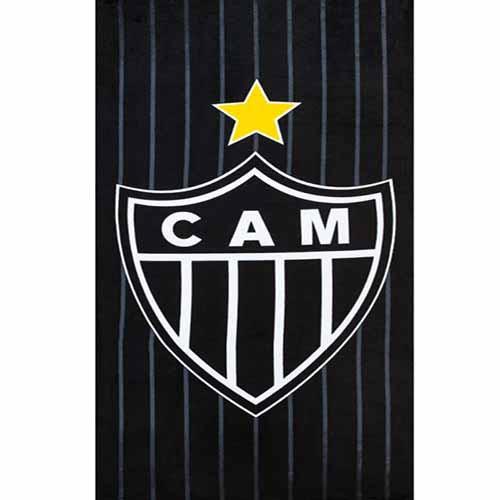 Toalha Banho Aveludada Döhler - Atlético Mineiro