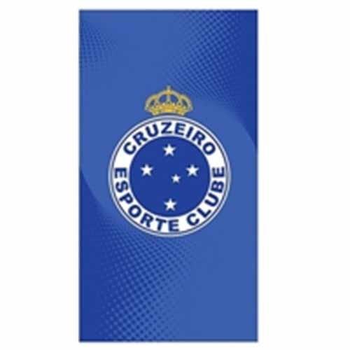 Toalha Banho Felpuda Bouton - Cruzeiro