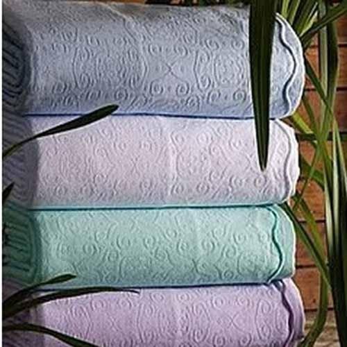 Colcha Berço Piquet Tognato Capela - 100% algodão