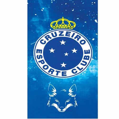 Toalha Banho Aveludada Döhler - Cruzeiro 09