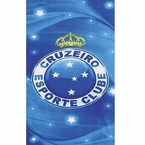 Toalha Banho Aveludada Döhler - Cruzeiro 02