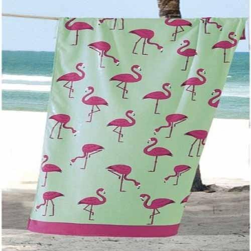 Toalha Banho Döhler - Flamingos