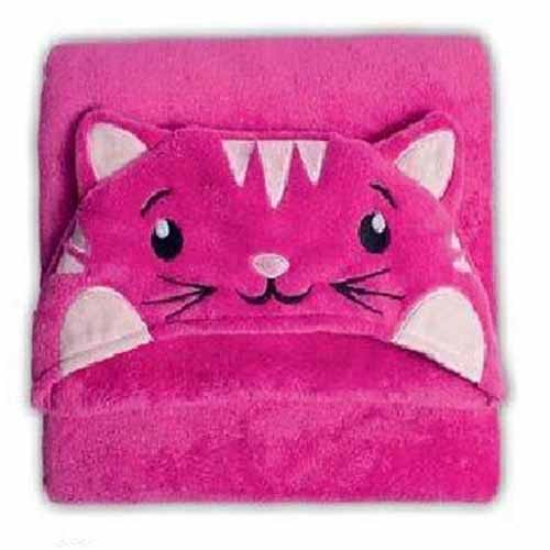Manta Capuz Tigresa Pink (1)