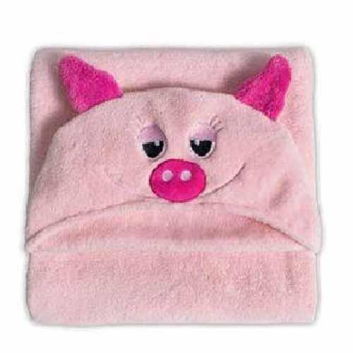 Manta Capuz Pig Rosa (1)
