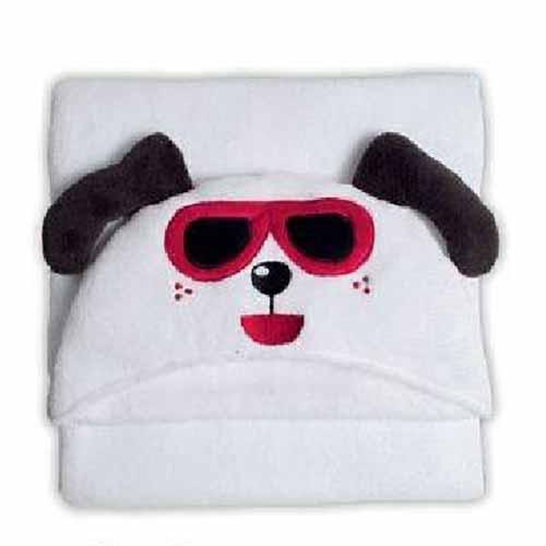 Manta Capuz Haapy Dog Branca (1)